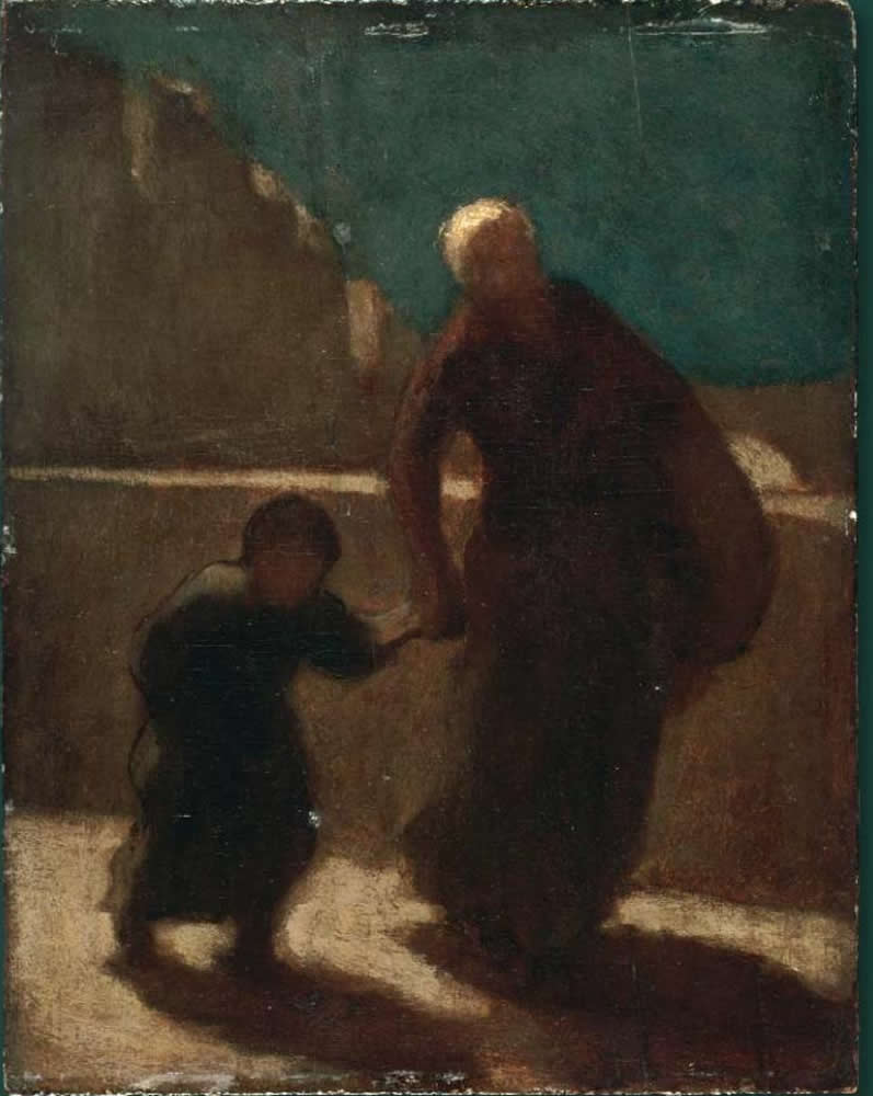 HONORE DAUMIER - DR7009