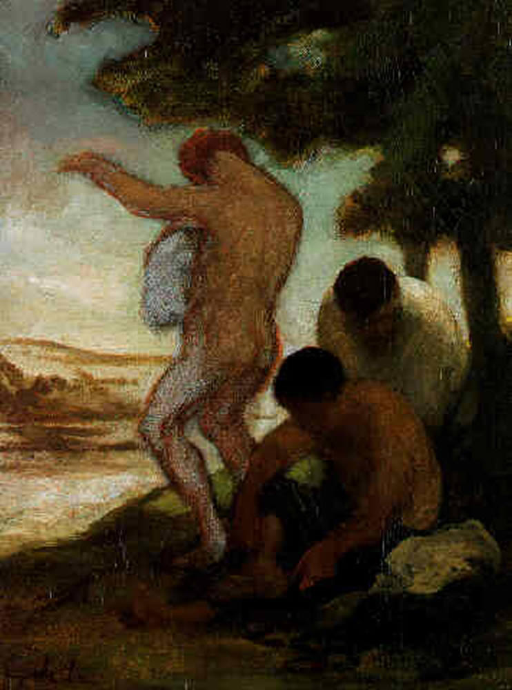 HONORE DAUMIER - DR7016