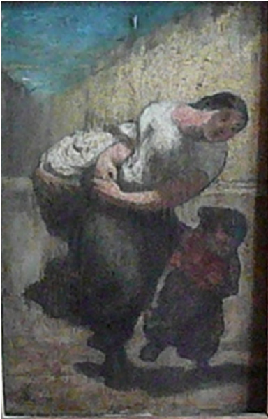 HONORE DAUMIER - DR7037