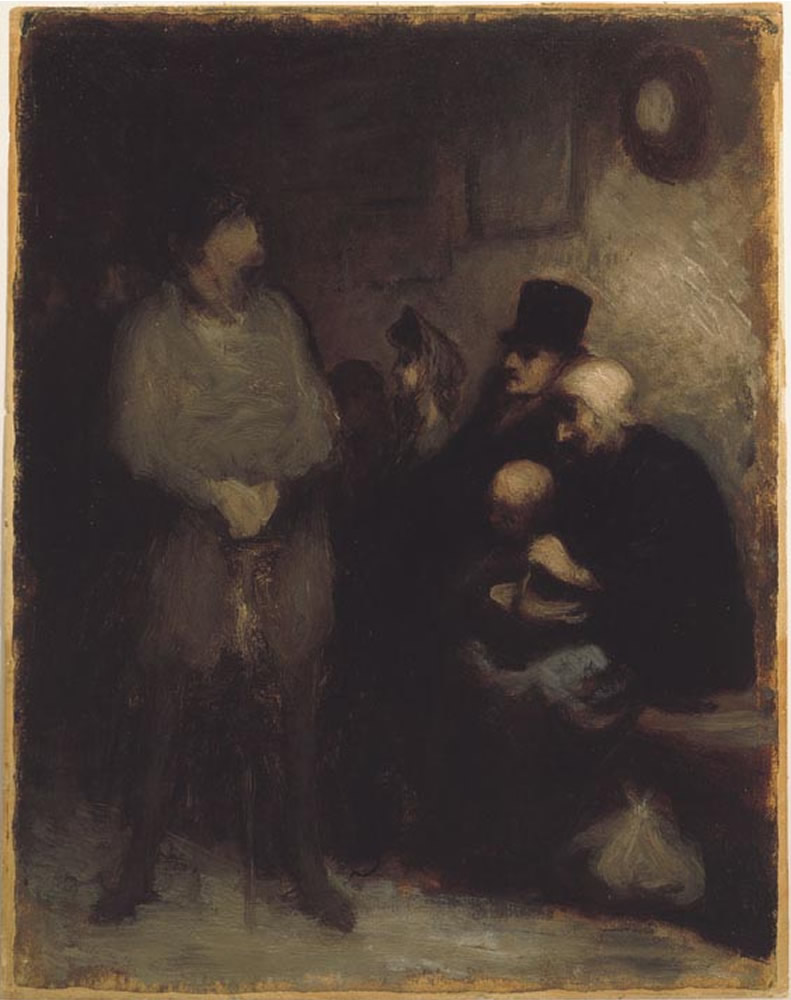 HONORE DAUMIER - DR7039