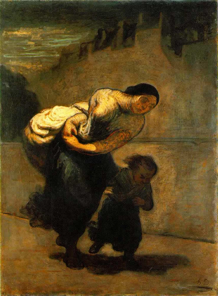 HONORE DAUMIER - DR7042