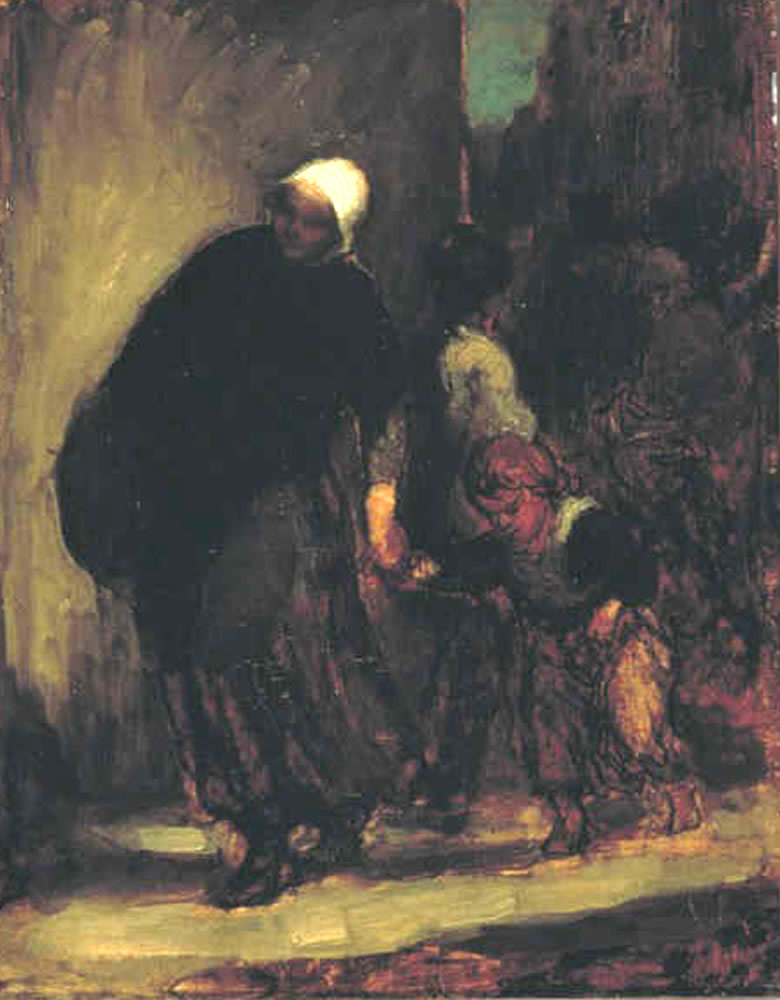 HONORE DAUMIER - DR7044