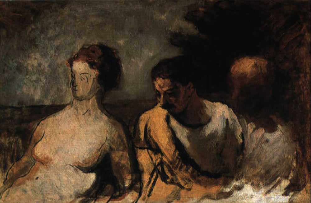 HONORE DAUMIER - DR7047