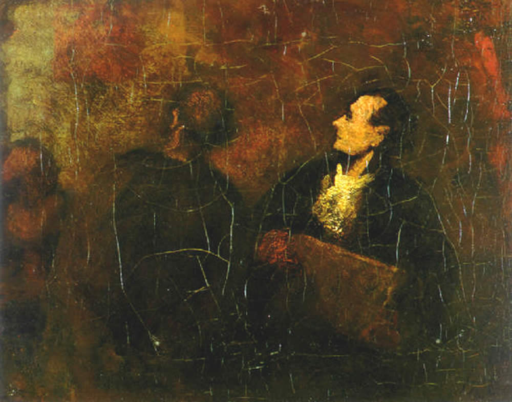 HONORE DAUMIER - DR8035