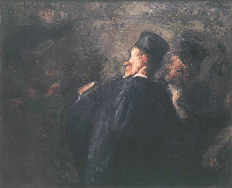 HONORE DAUMIER - DR8041