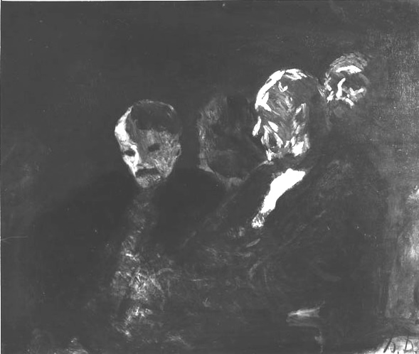 HONORE DAUMIER - DR8042