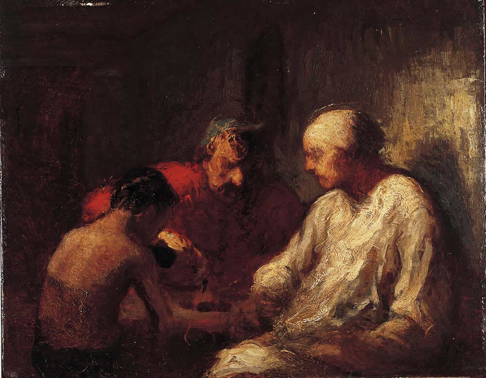 HONORE DAUMIER - DR8043