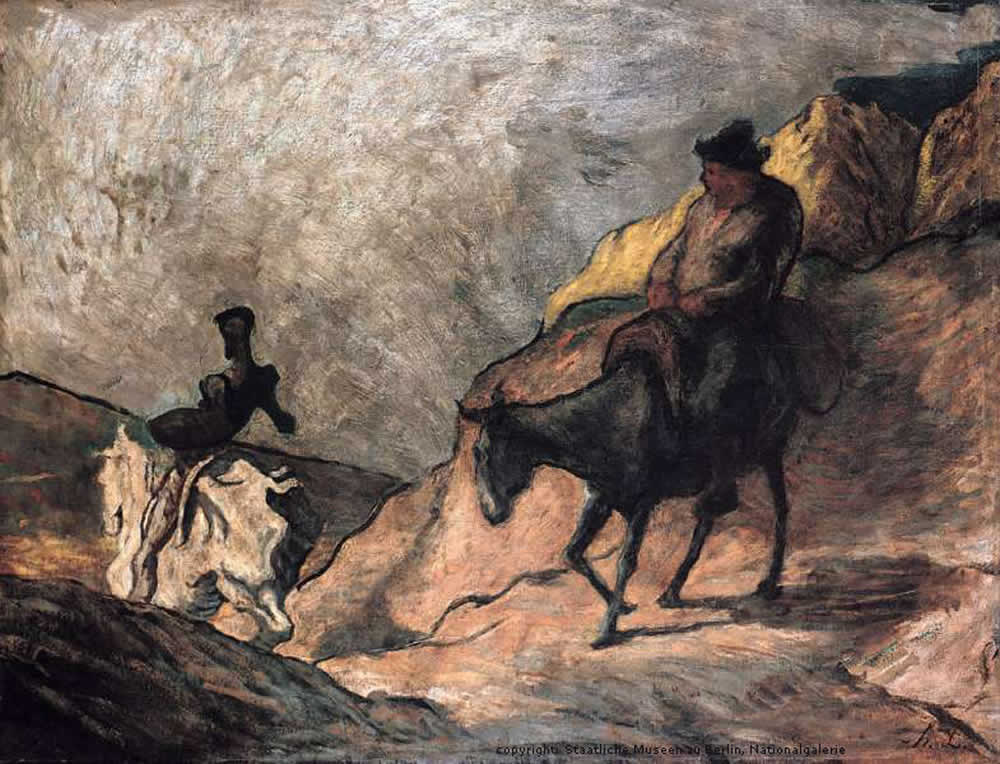 HONORE DAUMIER - DR8047