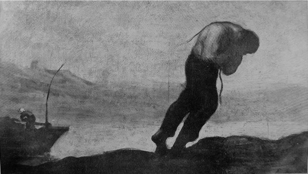 HONORE DAUMIER - DR8051