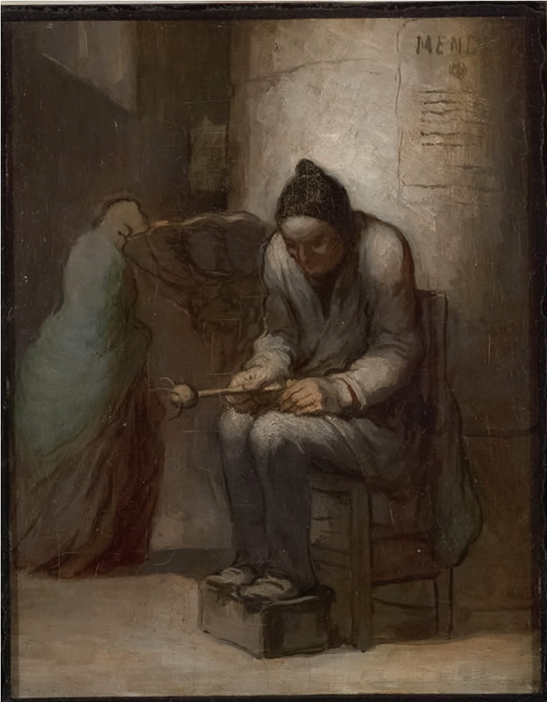 HONORE DAUMIER - DR8053