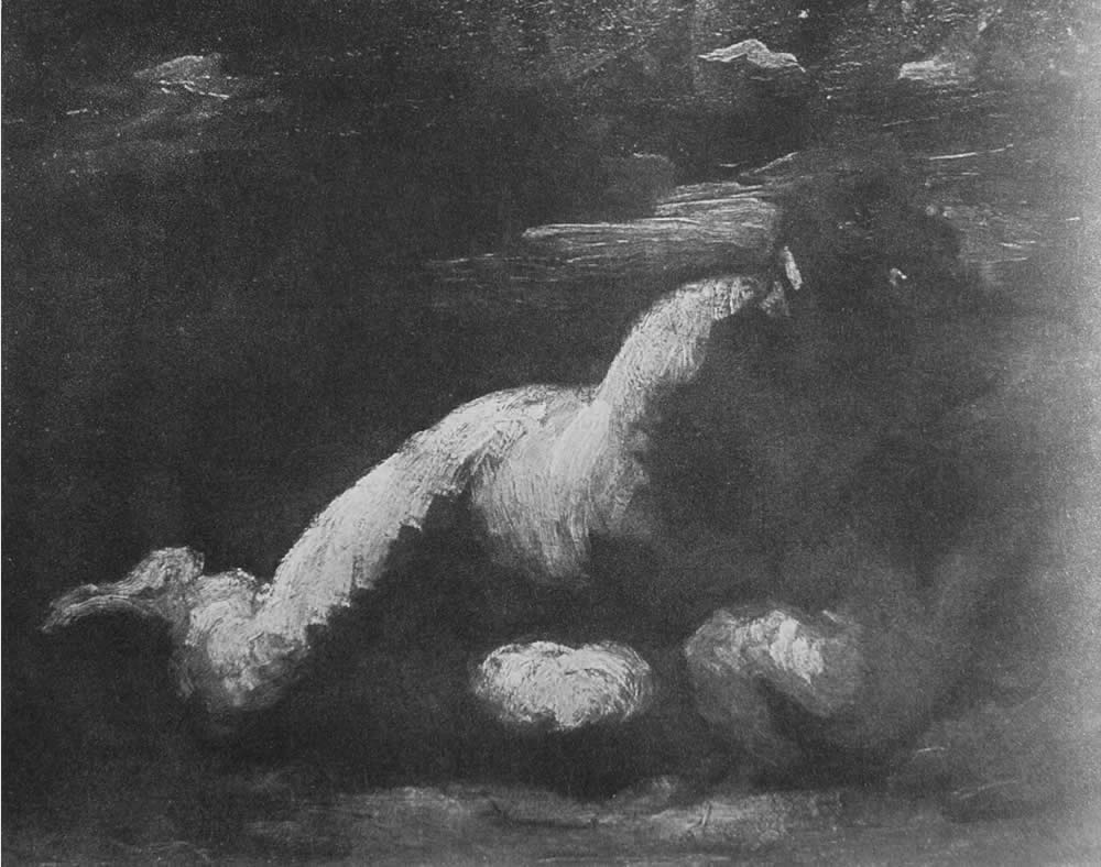 HONORE DAUMIER - DR8057