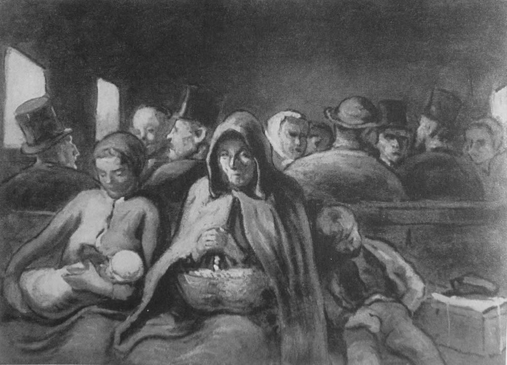 HONORE DAUMIER - DR8059