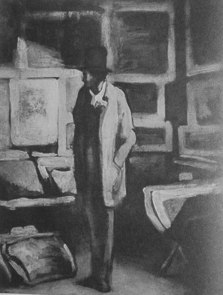 HONORE DAUMIER - DR8062