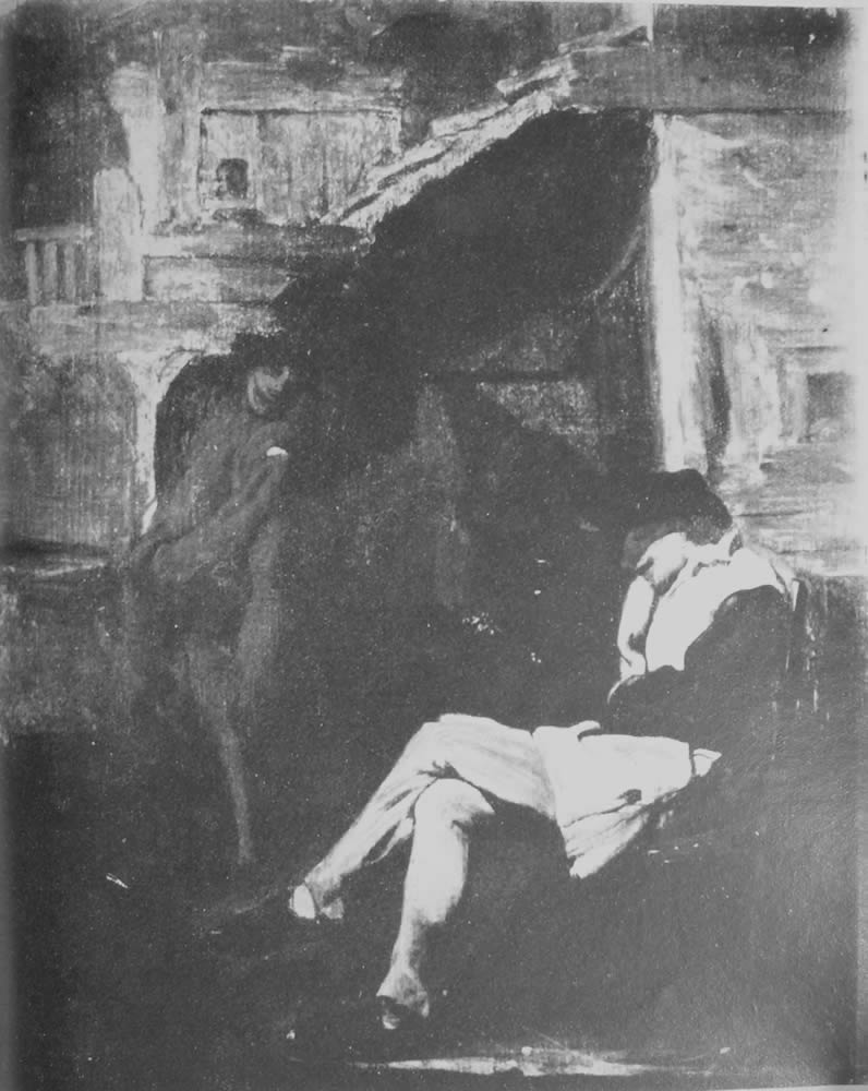 HONORE DAUMIER - DR9012