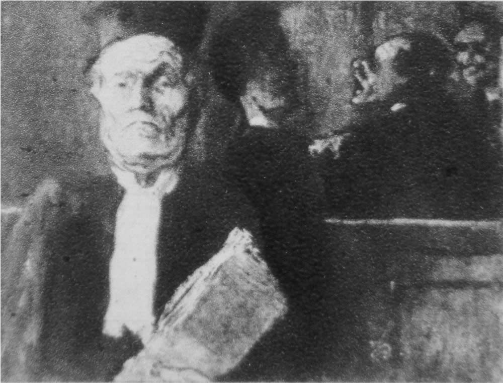 HONORE DAUMIER - DR9030
