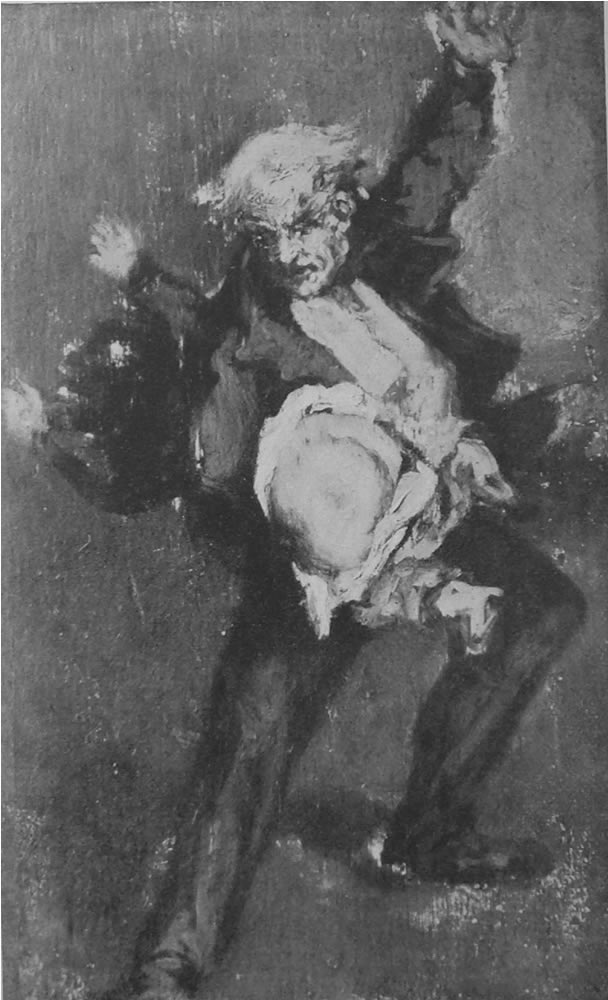 HONORE DAUMIER - DR9037