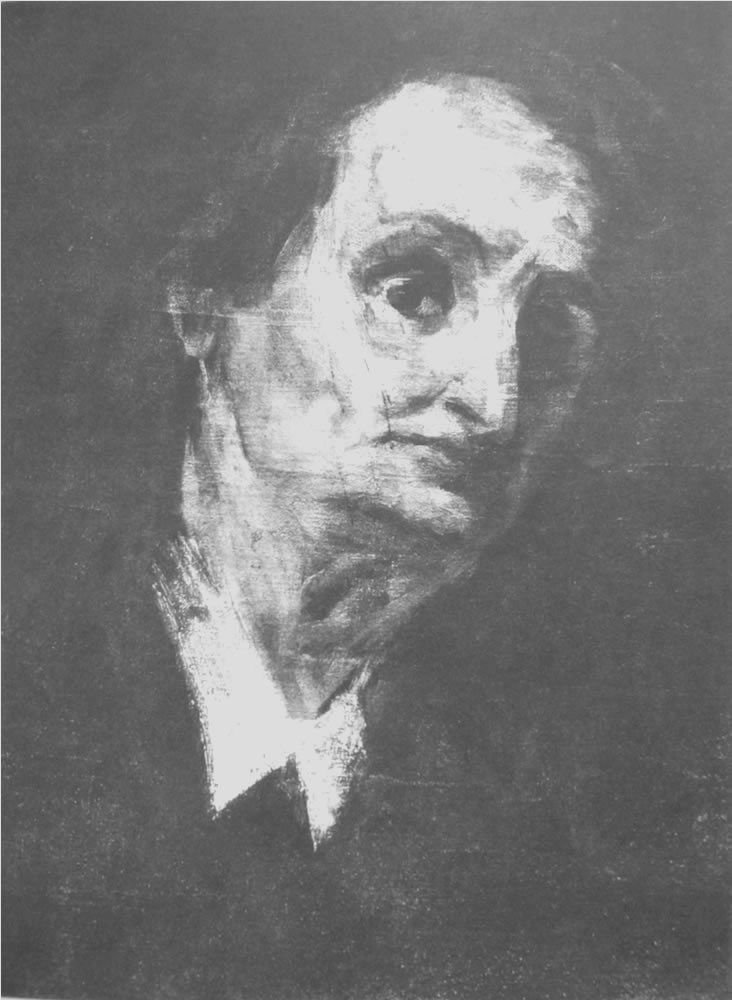 HONORE DAUMIER - DR9046