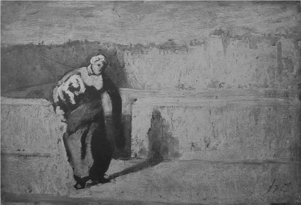 HONORE DAUMIER - DR9056