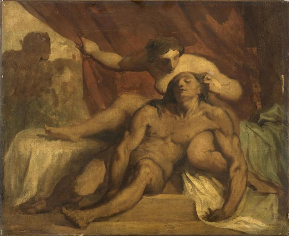 HONORE DAUMIER - DR9060