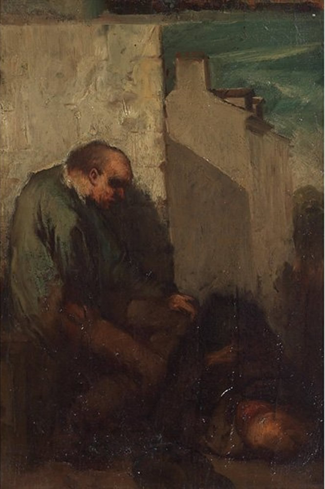 HONORE DAUMIER - DR9066