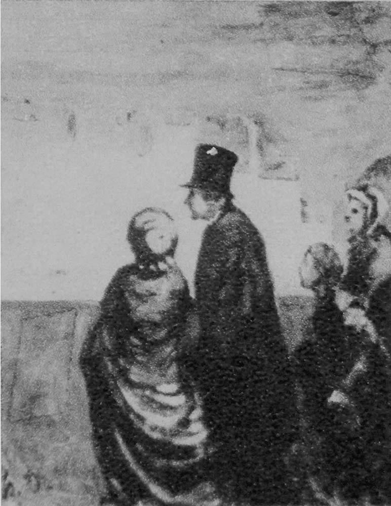 HONORE DAUMIER - DR9068