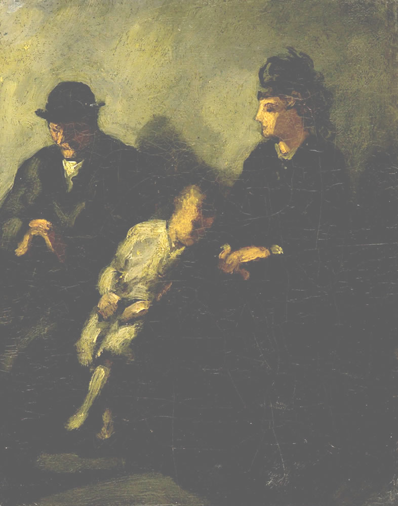 HONORE DAUMIER - DR9103