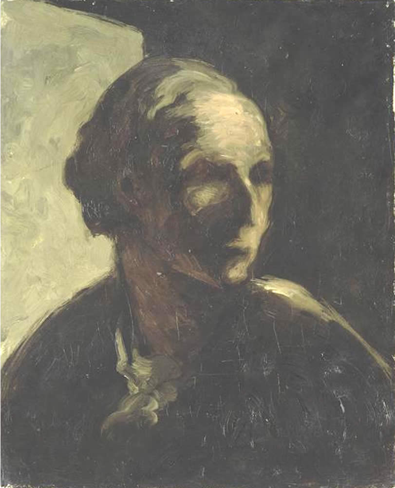 HONORE DAUMIER - DR9115